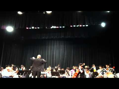 Morrison Middle School Christmas Charity Concert ~ I
