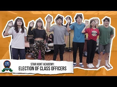 Trainees may class officers na  Star Hunt Academy Recess