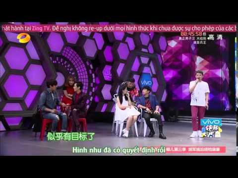 [ZingVsub] Happy Camp Thiếu Nữ Toàn Phong: Dương Dương, Ngô Lỗi , Jung Yong Hwa, Lâm Tuấn Kiệt