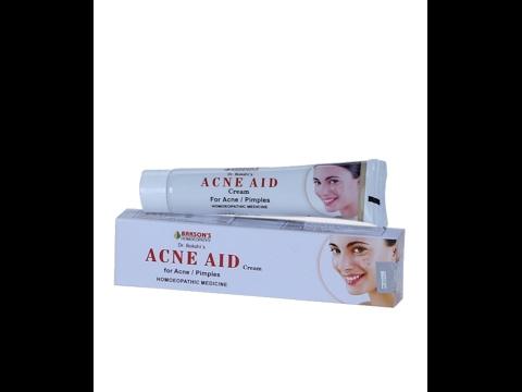 Bakson Acne Aid Cream Acne Magz Get Rid Off Acne Here
