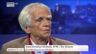 Zum Tode von Helmut Schmidt - phoenix Runde vom 10.11.2015