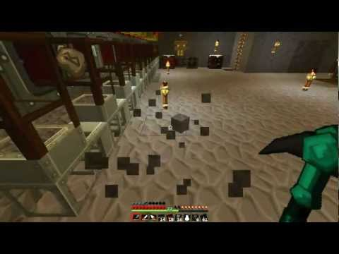 ★ Let's Play Minecraft - The Quest For The Crack! - [Ep46] - Rotary Macerator Induction Machine
