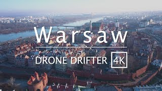 Poland Warsaw Drone Footage | Aerials Views with DJI Mavic Pro