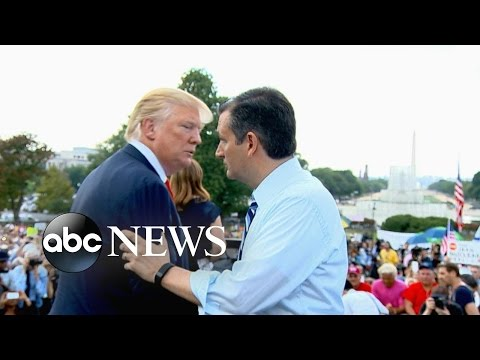 Donald Trump Attacks Ted Cruz's Citizenship