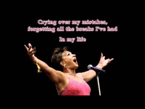 Shirley Bassey - This Is My Life (with lyrics on screen)