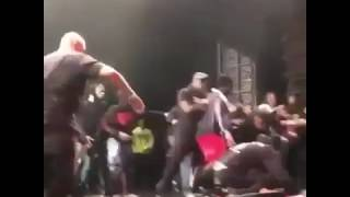 ROB STONE & XXXTENTACION FIGHT