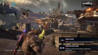 Gears of War 4 - Headshot Compilation
