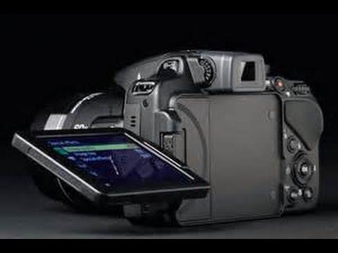 Цифровой фотоаппарат NIKON CoolPix P600, черный купить в