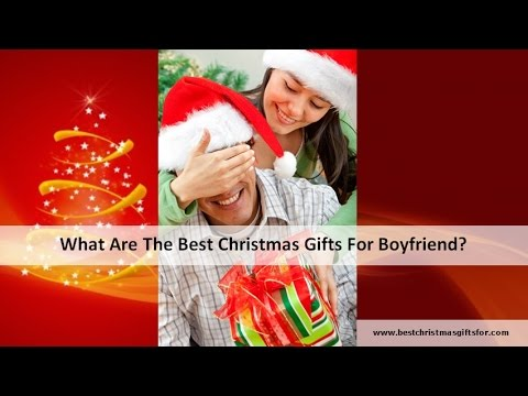 What are the best christmas gifts for boyfriend youtube for What is a good gift for my boyfriend