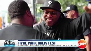 The Hyde Park Brew Fest Kicks Off This Weekend