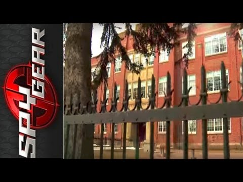 Spy Gear Everyday Missions  Ep. 1 Back to School