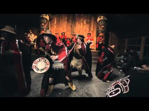 Haida Native Dance