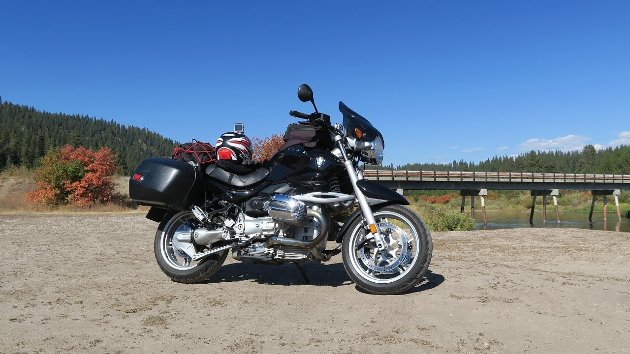 boise to mccall, idahomotorcycle // bmw r1150r - youtube