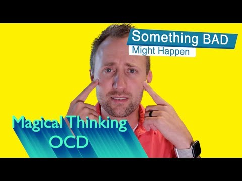 What Is Magical Thinking OCD? Superstitious OCD Stop Something Bad From Happening