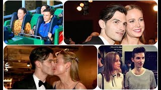 Brie Larson And Alex Greenwald  Beautiful Moments