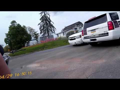 Milton Hershey School Van Close Pass