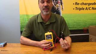 How to Use a Solenoid Activator for Irrigation Sprinkler Repair or Maintenance and Chatter.  Pro48