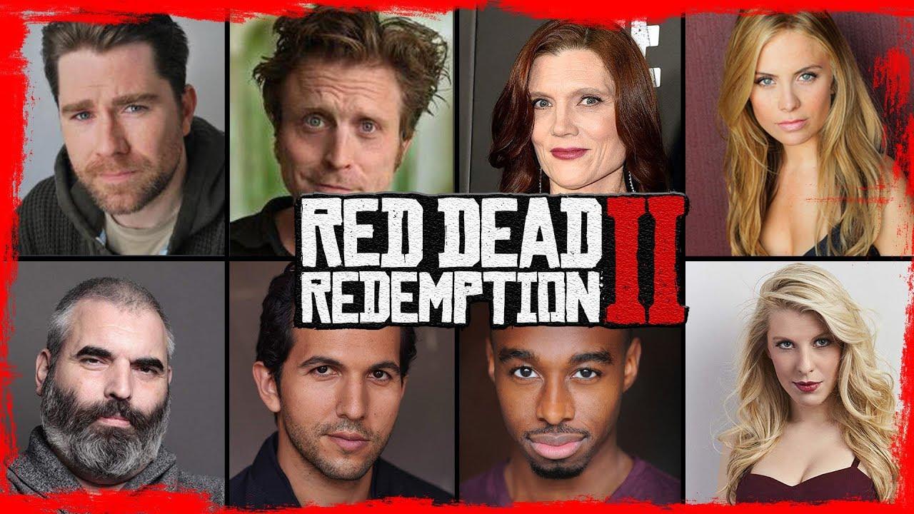 Rdr2 Real Life Actors Of Arthur Dutch Bill Micah John Sadie Susan Red Dead Redemption 2 Slideshow