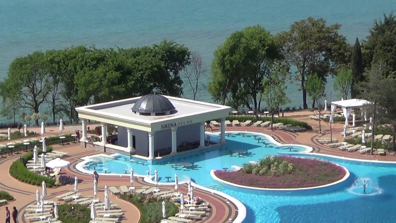 Riu Hotels Resorts Sonnenstrand Bulgarien
