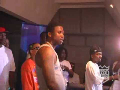 Gucci Mane - Live - Trap House, Pillz & Freaky Gurl