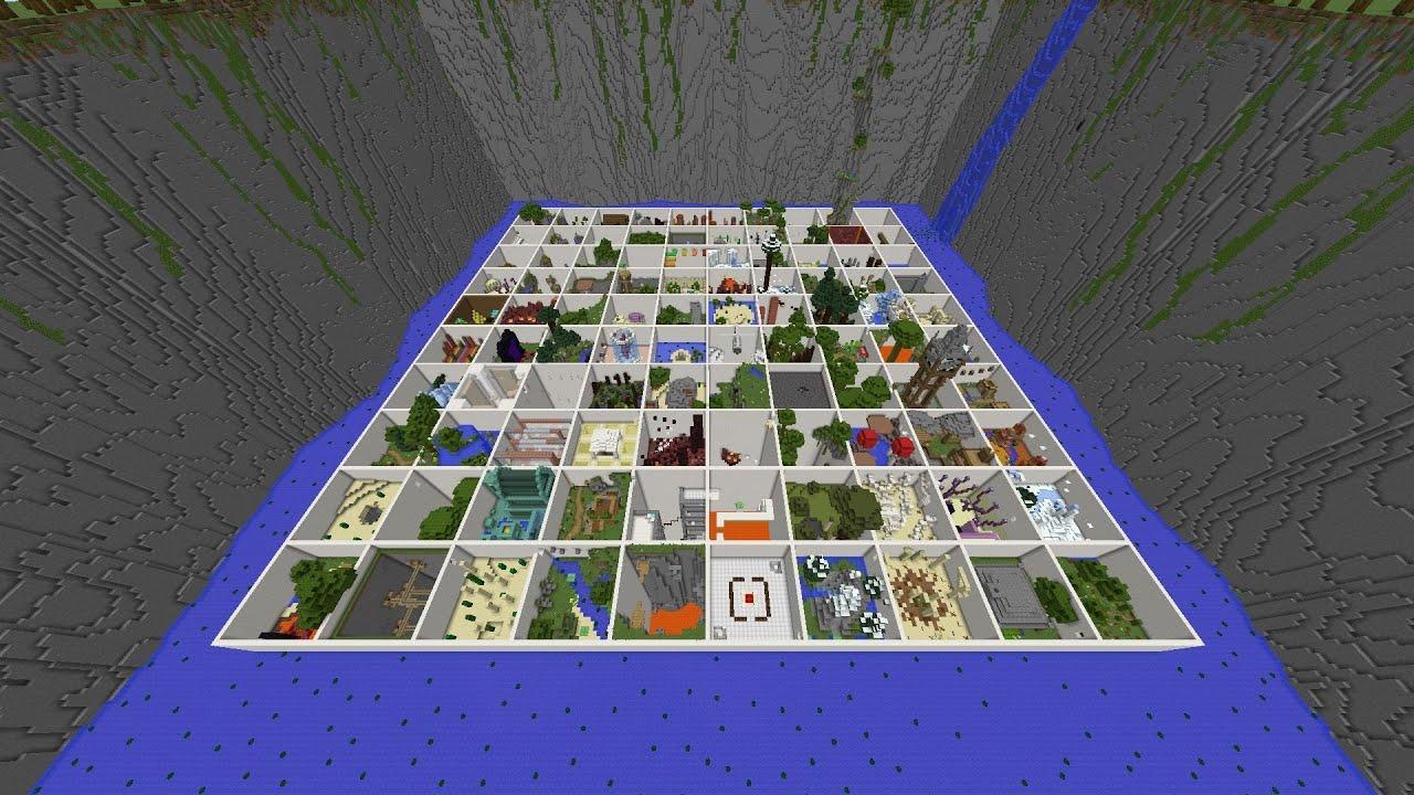 ip карт на прохождение в майнкрафт #4