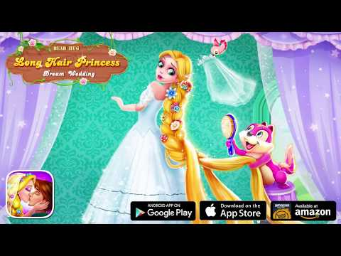 Long Hair Princess Wedding - Apps on Google Play