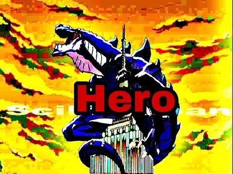 Zilla Jr/Godzilla The Series: Hero