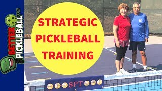 Strategic Pickleball Training-SPT- with Coach Andy G