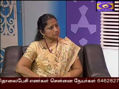 Hello Ungaludan -  Dr. Vanangamudi, Vice Chancellor, Dr. Ambedkar Law University, Chennai -Part 1