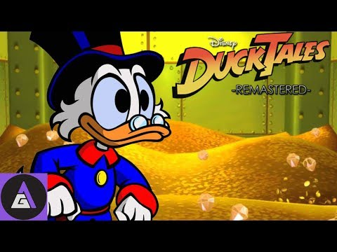 DUCKTALES REMASTERED MAKES US HAPPY