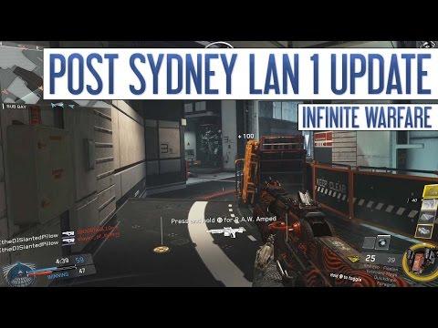 IW: Post Sydney LAN 1 Update