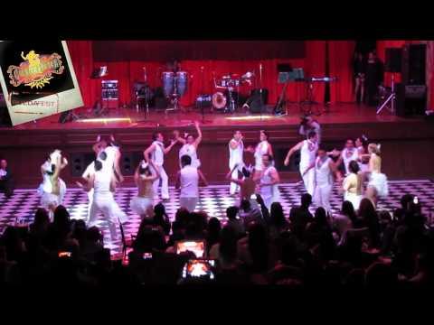 Chequendere - Rueda de Casino - Ruedafest Guadalajara 2014