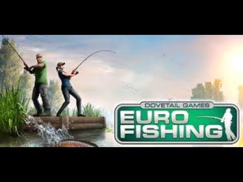 ►Euro Fishing 1 oras pecazas:)