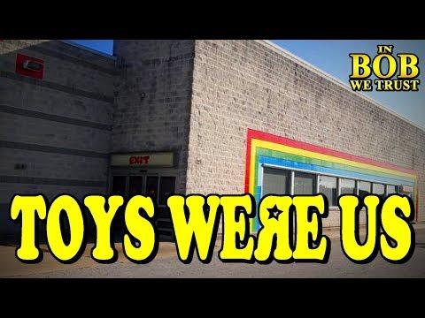 In Bob We Trust  TOYS WERE US