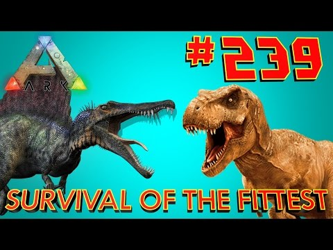 [239] Carnivore Chaos!!! (ARK Survival Of The Fittest SOTF)