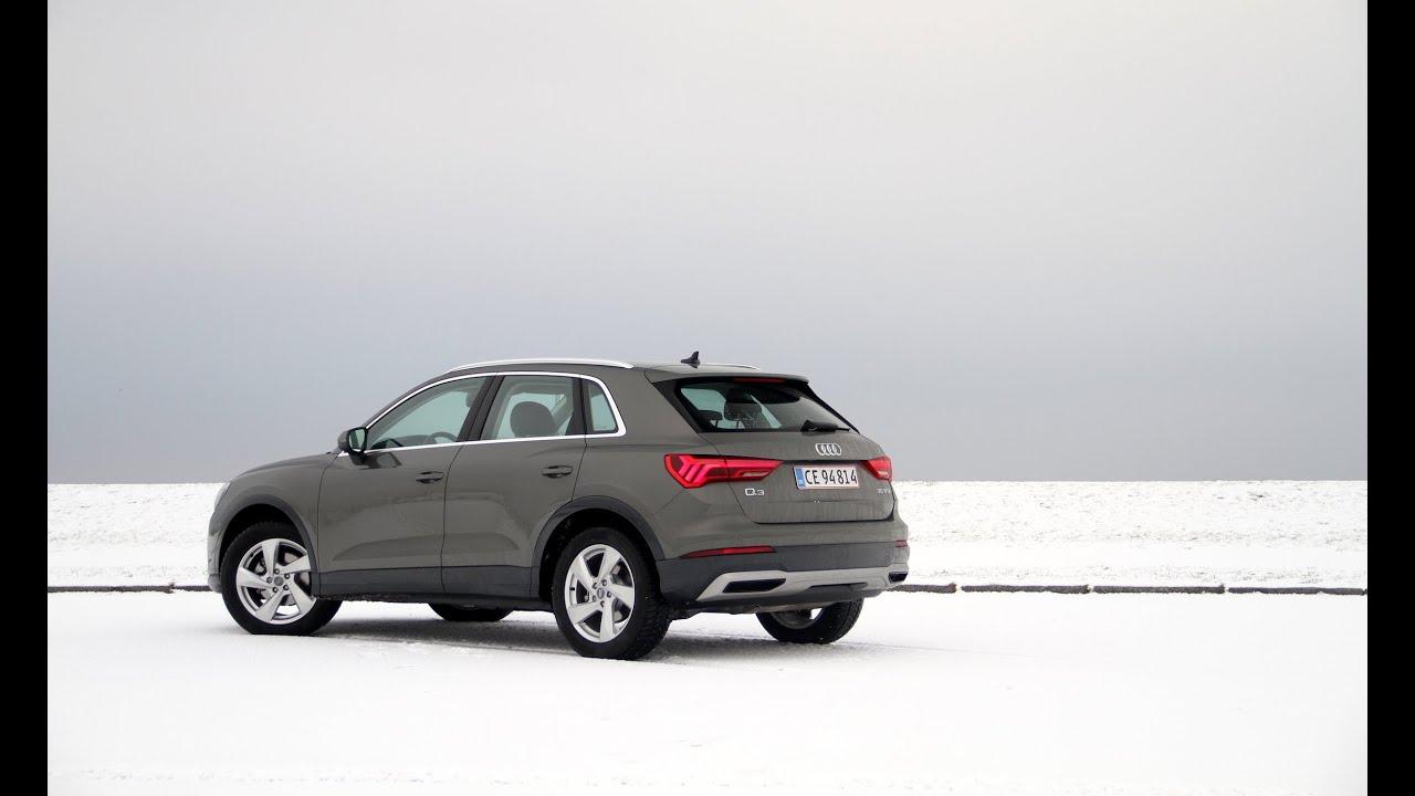 Test Ny Audi Q3 Til Tops I Klassen Youtube