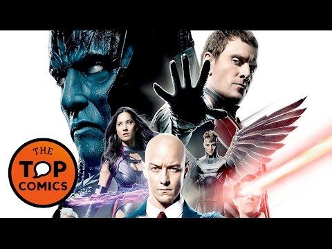 Reseña X-Men Apocalypse