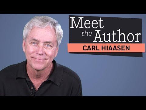 Meet the Author: Carl Hiaasen (SQUIRM)
