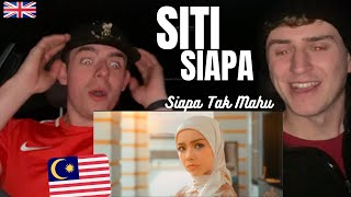 Download When's the Movie? | SIAPA TAK MAHU - DATO' SRI SITI NURHALIZA | GILLTYYY REACT