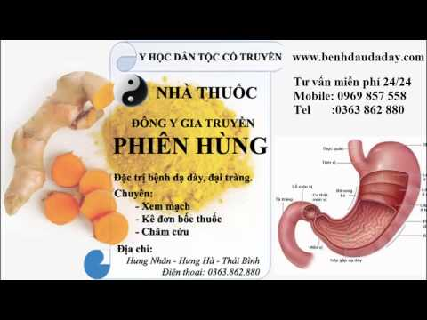 Điều trị viêm đại tràng co thắt và nguy cơ biến chưng ung thư đại tràng 1