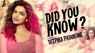 Deepika Padukone - Most Interesting & Unknown Facts   Did You Know?   #Jinnions