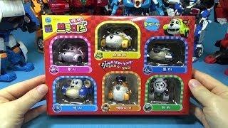 부르미즈 6종류 개봉 장난감 자동차 Vroomiz unboxing toy