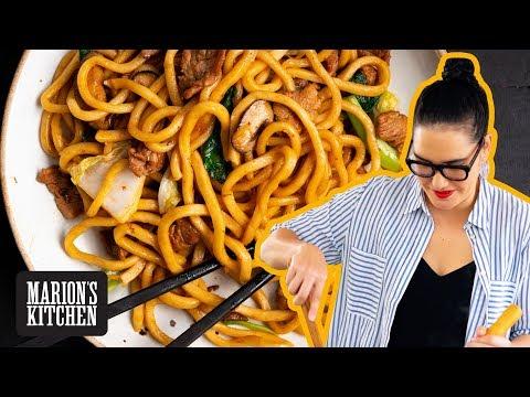 15 minute Shanghai Noodles - Marion's Kitchen
