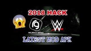 How To Hack WWE MAYHEM 2018 Latest Version MOD APK