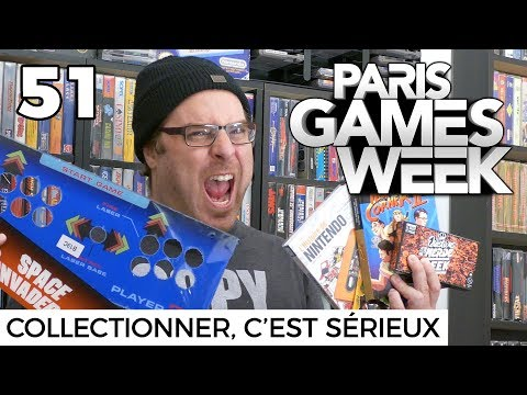 Ep.51 – Collectionner : PARIS GAMES WEEK