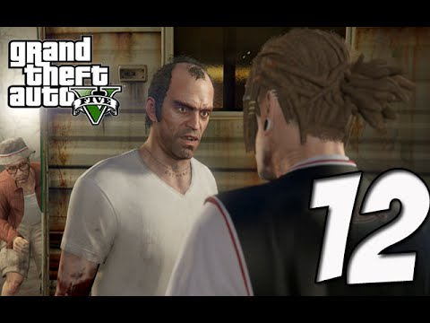 Grand Theft Auto 5 Gameplay Walkthrough | Part 12 - Trevor Phillips Industries