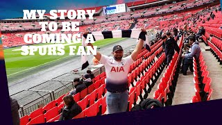 MY STORY ON HOW I BECAME A TOTTENHAM HOTSPUR FAN !!! WE ARE THE SLEEPING GIANTS OF EUROPE !!! #COYS