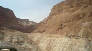 Mon voyage en Israel