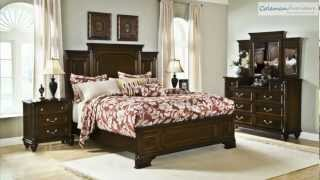 Grandeur Bedroom Collection From American Woodcrafters