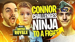connor-challenges-ninja-to-a-fight-fortnite-battle-royale